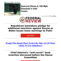 Republican Lawmakers Pledge For Additional Sanctions Against Russia...
