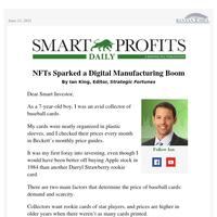 NFTs Sparked a Digital Manufacturing Boom