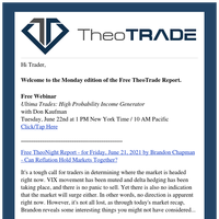 Trader, Can Reflation Hold Markets Together?