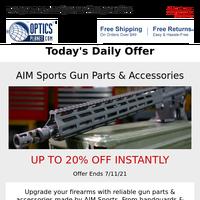 AIM Sports Gun Parts & Accessories on Sale