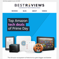 We found huge discounts on trendy Amazon tech