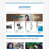 The Worst Deals of Amazon Prime Day 2021