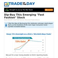 ♟ Buy [REDACTED] on a Dip (While Wall Street Isn't Looking)