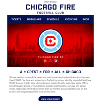 A ✶ CREST ✶ FOR ✶ ALL ✶ CHICAGO