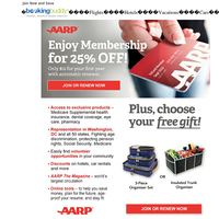 Don't Forget: June Offer from AARP
