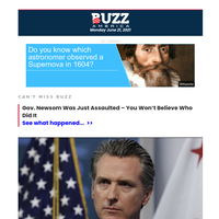 Gov. Newsom Was Just Attacked in Broad Daylight - Here's Who Did It