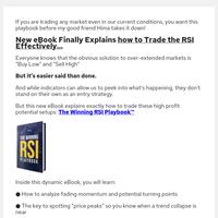 NEW RSI Playbook!