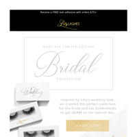 Have you met our Bridal Collection?! 💍✨