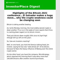 Crypto Momentum is Building