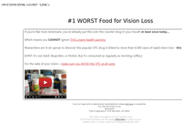 Vision getting clearer! Check this out!