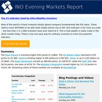 S&P +58.34 Dow +586.89 USD -0.245 Nas +111.10 Gold +9.395 Dowfut +645