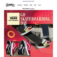 Vans Go Skateboarding Day 🛹