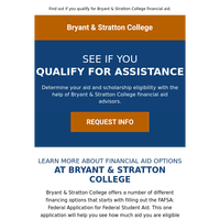 You May Qualify for Financial Aid to Earn Your Degree Online
