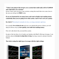 Limited Time - Full System - Free System >> Instant Download Here!