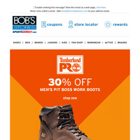 Up to 50% OFF Work Boots 🥾