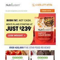 Burn Fat. Not Cash. | Plans Starting At $239