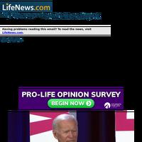 Pro-Abortion Joe Biden Defies Bishops, Attends Mass