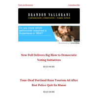 New Poll Delivers Big Blow to Democratic Voting Initiatives
