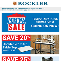 Get Garage Sale Deals + Projects All Around the Home