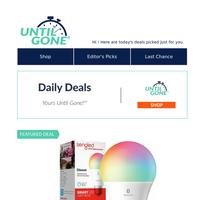 Sengled Smart Bulb   Electric Scooter   Google Home Mini