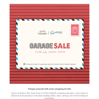 Our Eid Garage Sale!👠👗👚