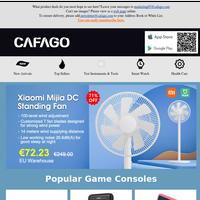 Lenovo 1200mAh(charging case) Headphone €14.99+[2in1]Bulb&Security Camera €21.83+Creality 3D Ender-3 €124.99! Enter>>