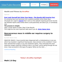 Health and Fitness: Dr. Keith Roach