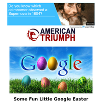 Some Fun Little Google Easter Eggs Posted to TikTok...