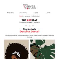 🧑🏿🎨 Art Celebrating Black Joy, Travel Photography & More!