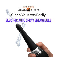 Clean Your Butt Like a PRO with The Electric Enema Bulb 💦 #NSFW