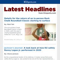 KUsports.com Headlines for July 14
