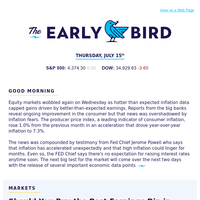 🐤 Should You Buy the Post Earnings Dip in Bank of America?