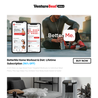 Reach Your Health & Fitness Goals With the $20 BetterMe App