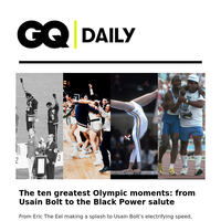 The ten greatest Olympic moments: from Usain Bolt to the Black Power salute