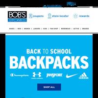 Back to School Backpacks!