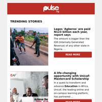 Lagos 'Agberos' are paid N123 billion each year, report says
