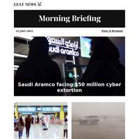 Saudi Aramco facing $50 million cyber extortion
