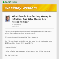 What People Are Getting Wrong On Inflation, And Why Stocks Are Poised To Soar