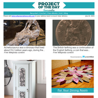 14 Projects for Your Home