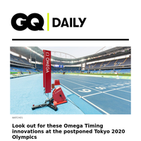 Look out for these Omega Timing innovations at the Tokyo Olympics