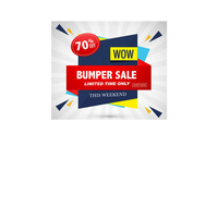 Amazon Bumper Sale - Get upto 70% OFF on Electronics, Home Appliances, Fashion & More