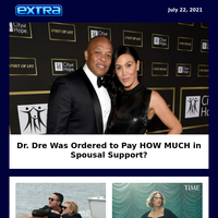 Dr. Dre Was Ordered to Pay HOW MUCH in Spousal Support?