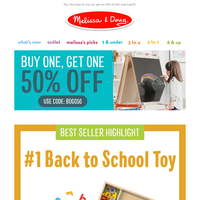 Our #1 Back to School Toy (and why!)