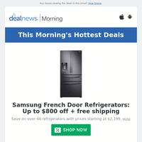 This Morning's Top Deals: Roku Streambar 4K Streaming Media Player & Soundbar for $99 & More