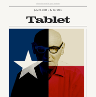 Isaac Bashevis Singer's TexasAfterlife; Borscht Belt Yiddish;Shabbat Nachamu