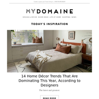 The home décor trends that are dominating this year, as told by designers