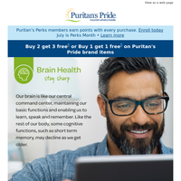 Email Exclusive Coupon. 20% off Brain Health