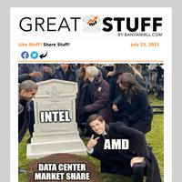 Intel Vs. AMD: Duel Of The Data Center Fates