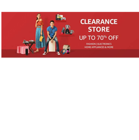 Buy Fashion, Electronics & Home Appliances Products - Get upto 60% OFF