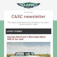 Beatles Mercedes 600; saving British Leyland; C&SC's new apprenticeship scheme – and more